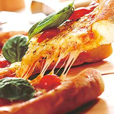 手作りこだわりピザの美味しい焼き方