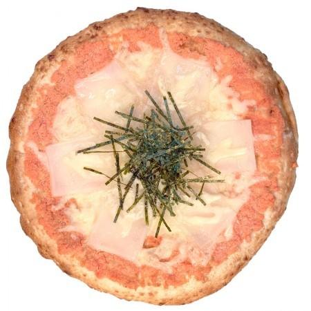 博多めんたいくりーむピザ