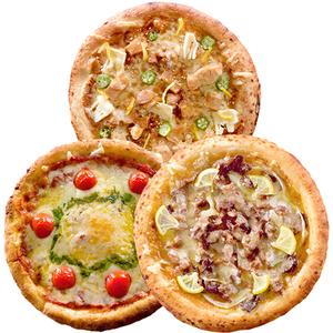 売れ筋ランキングトップ3お試しピザセット